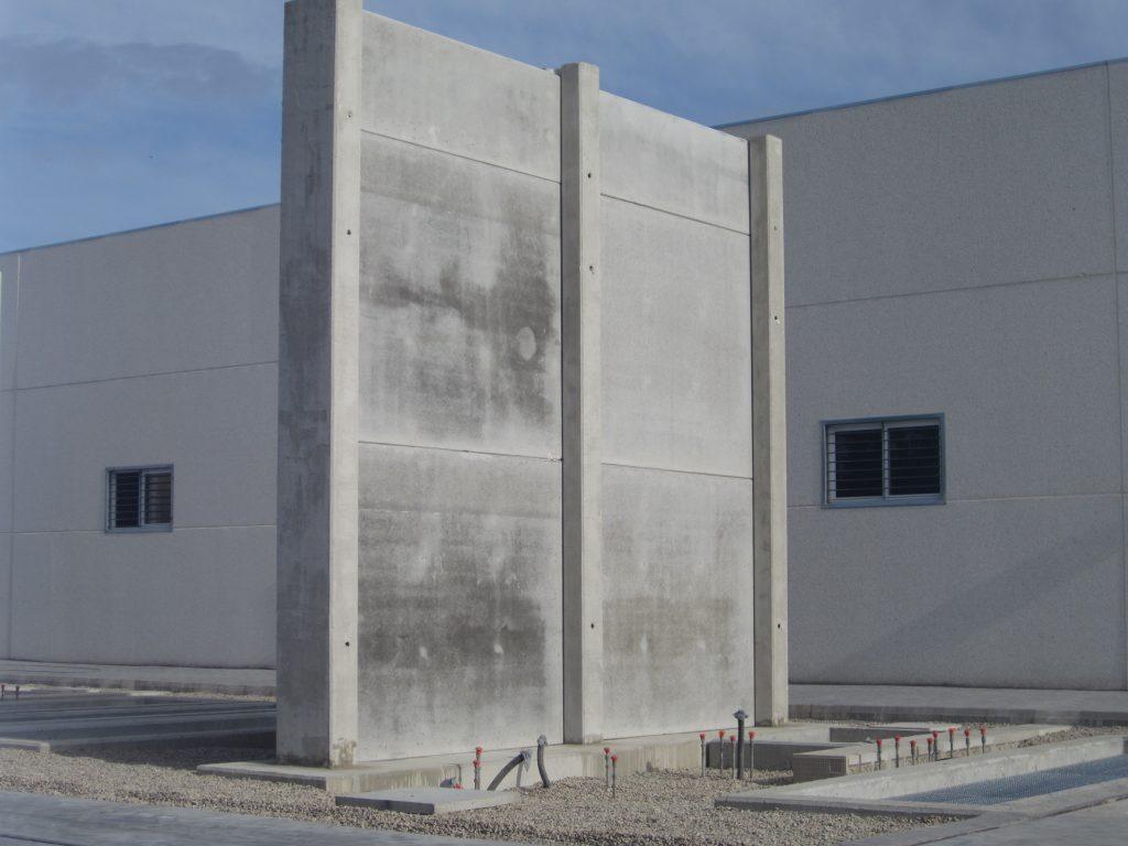 Pregasa bloques para la construcción de diques marítimos