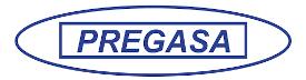 Pregasa Logo